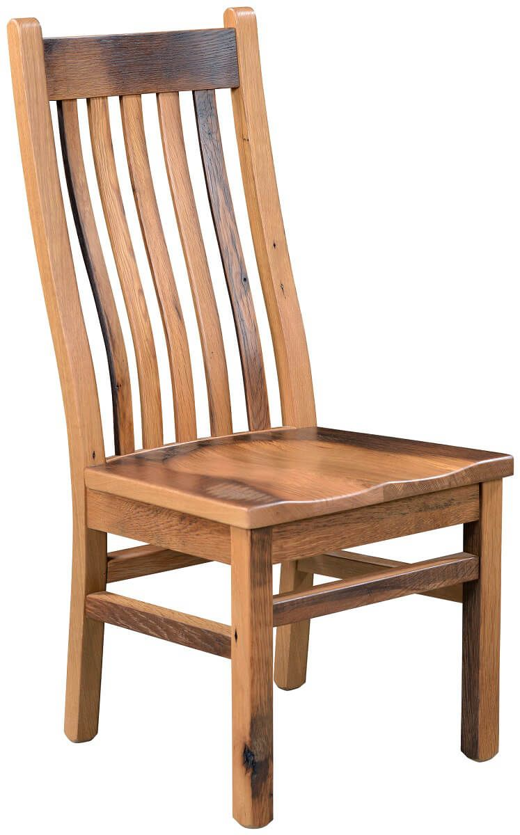 Flagstaff Reclaimed Mission Side Chair