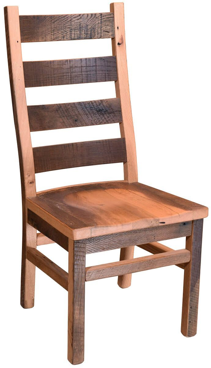 Flagstaff Reclaimed Side Chair