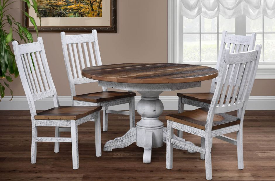Friars Point Farmhouse Dining Set image 2