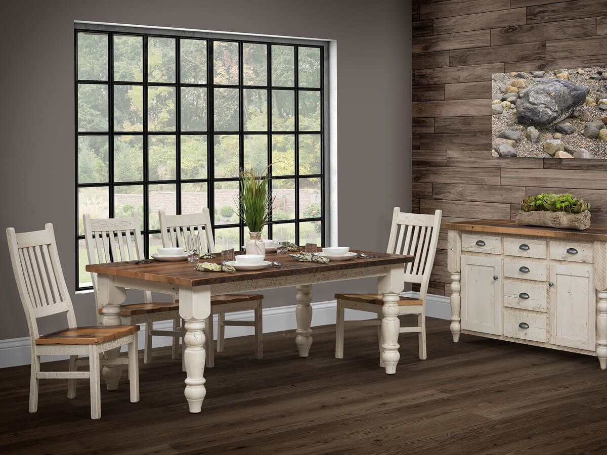 Friars Point Farmhouse Dining Set
