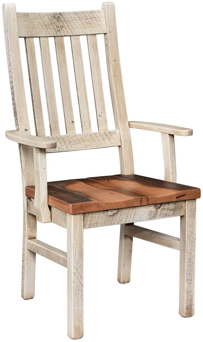Friars Point Farmhouse Arm Chair