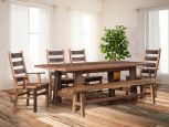 Gonzales Reclaimed Dining Set
