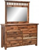 Limington Reclaimed Mirror Dresser