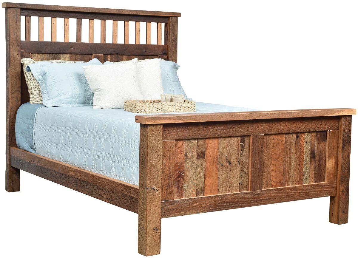 Limington Reclaimed Bed