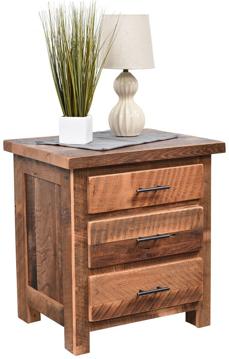 Limington Reclaimed Bedside Table