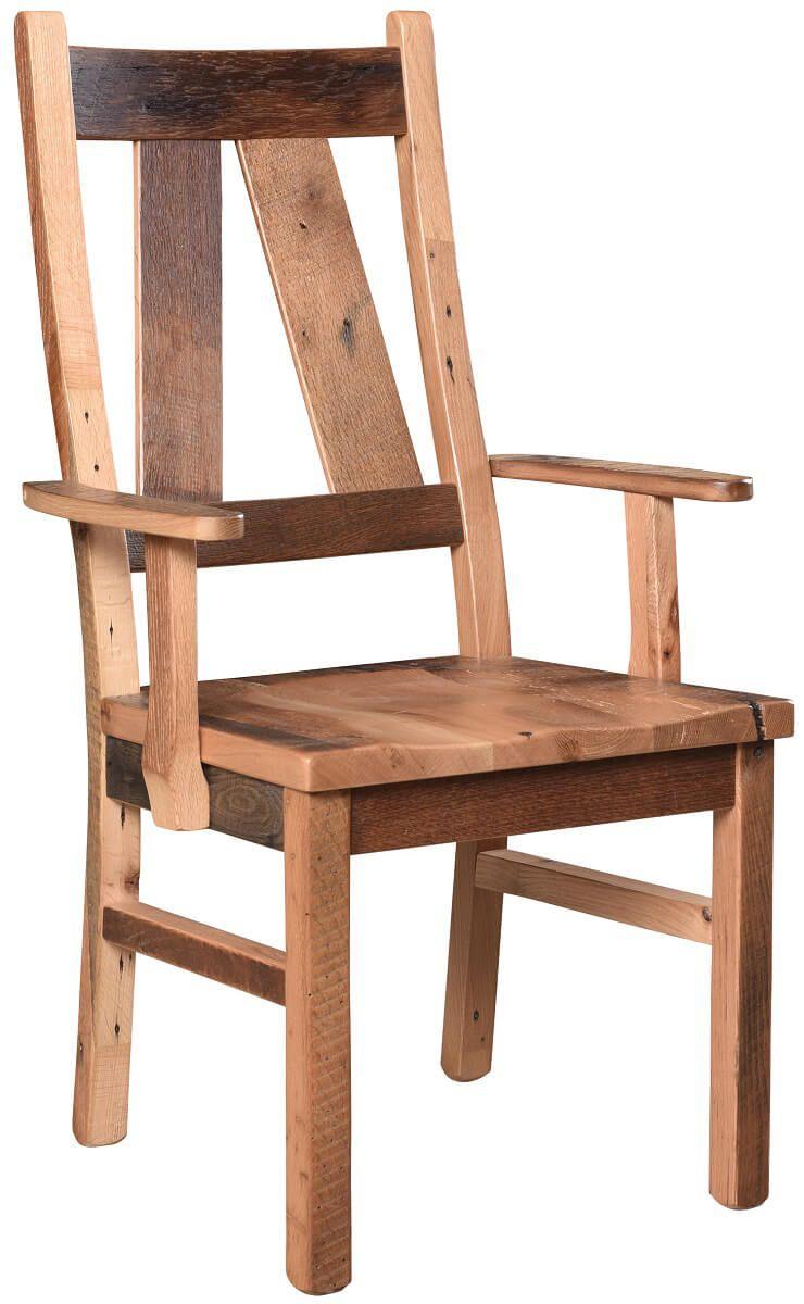 Maywood Park Reclaimed Arm Chair