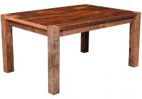 Mission dining room tables countryside amish furniture for Portland reclaimed wood furniture