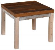 Chicot Reclaimed End Table