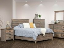 Dierks Reclaimed Bedroom Set