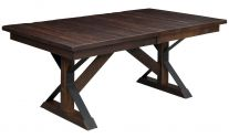 Earle Reclaimed Trestle Table