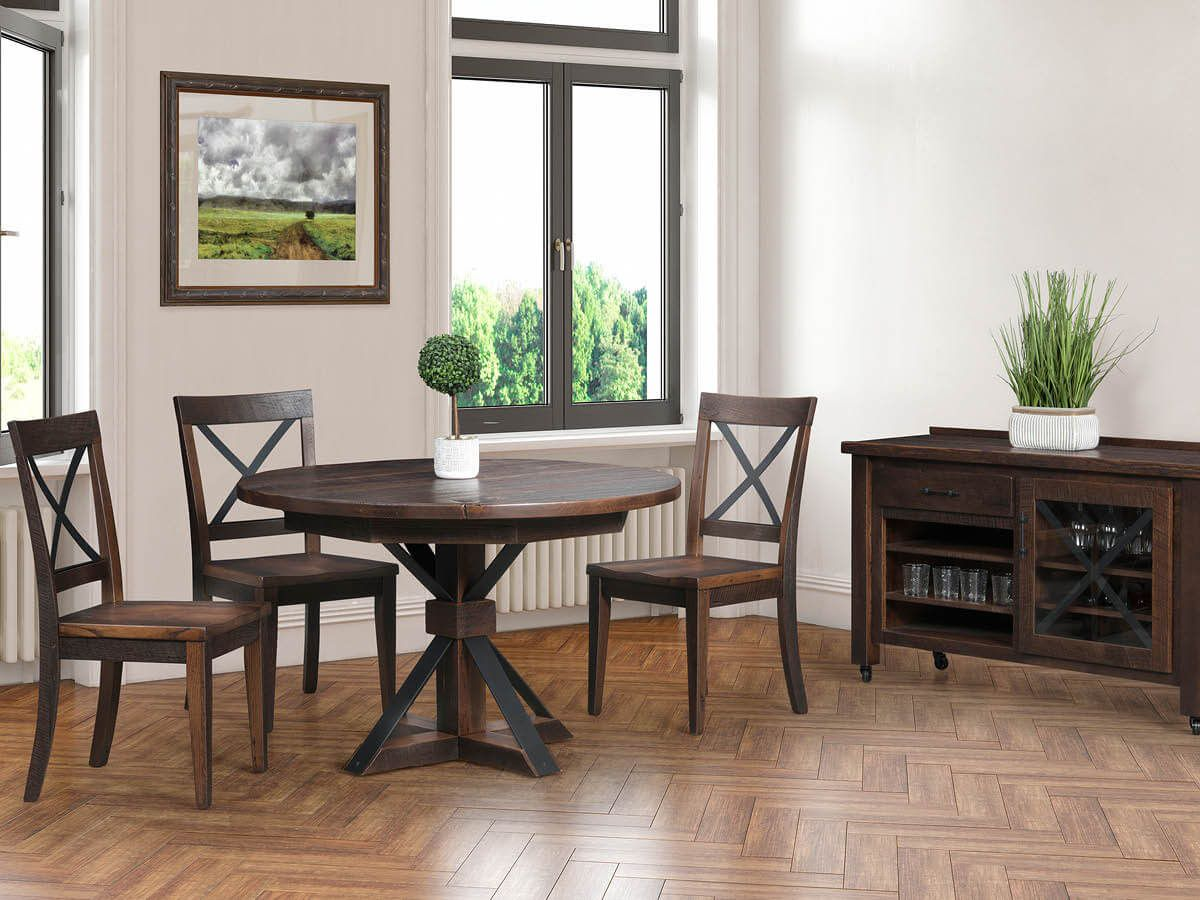 Earle Reclaimed Dining Set