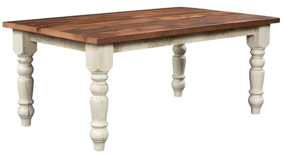 Friars Point Reclaimed Farm Table