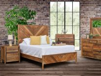 Goshen Reclaimed Bedroom Set