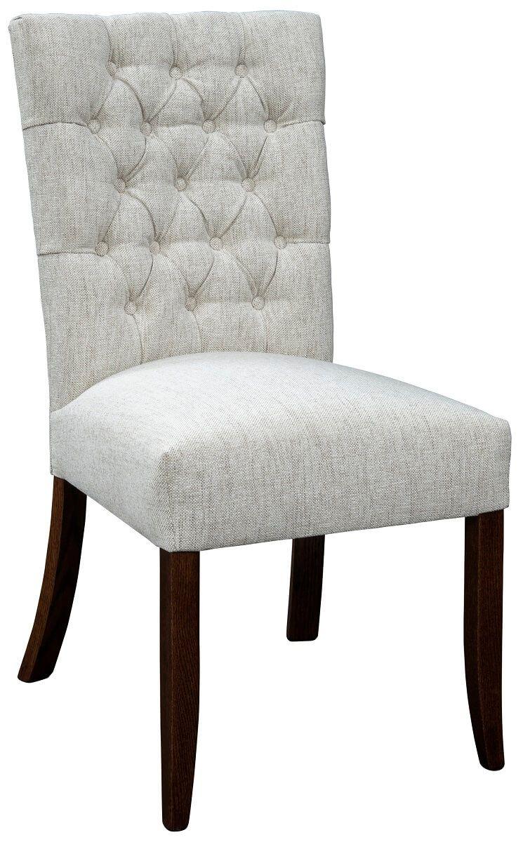 Kensett Reclaimed Tufted Chair