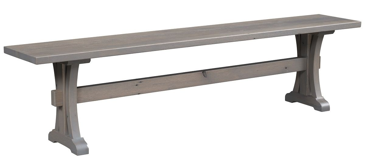 Lamar Reclaimed Kitchen Bench