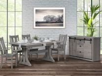 Lamar Reclaimed Dining Set