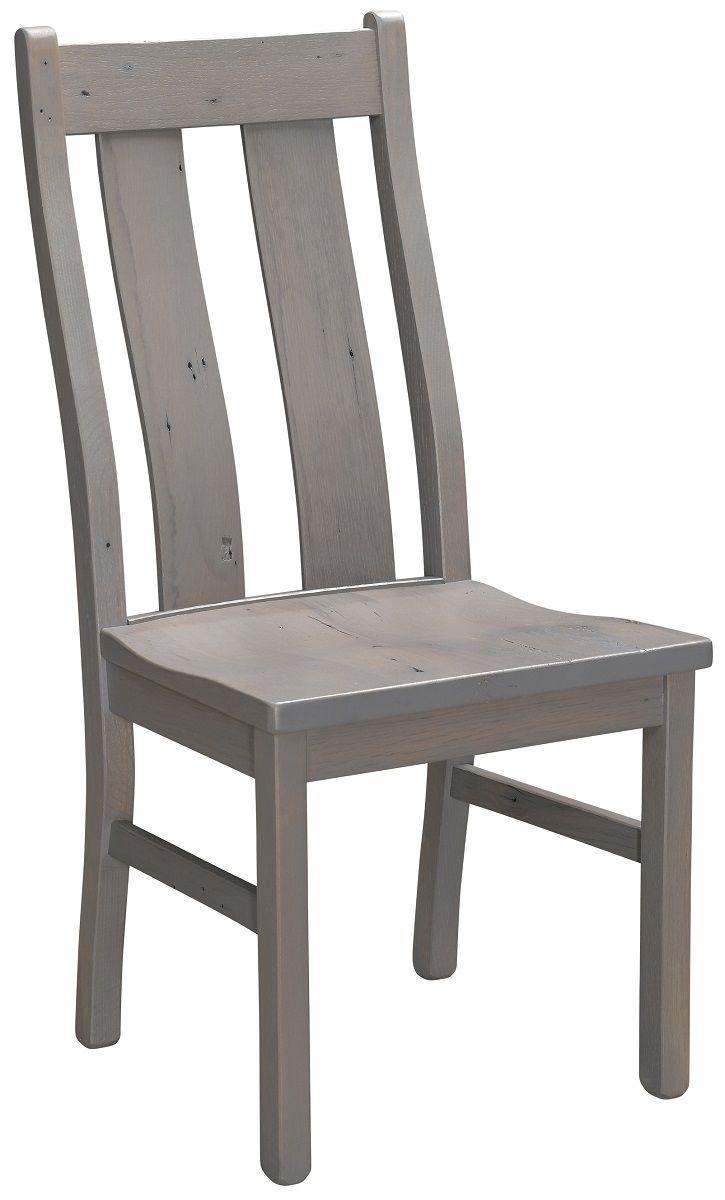 Lamar Reclaimed Kitchen Side Chair