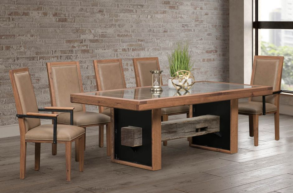 Paraway Reclaimed Dining Set image 1