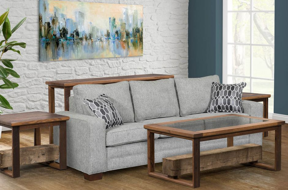 Paraway Reclaimed Living Room Set image 2