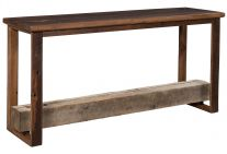 Paraway Reclaimed Sofa Table