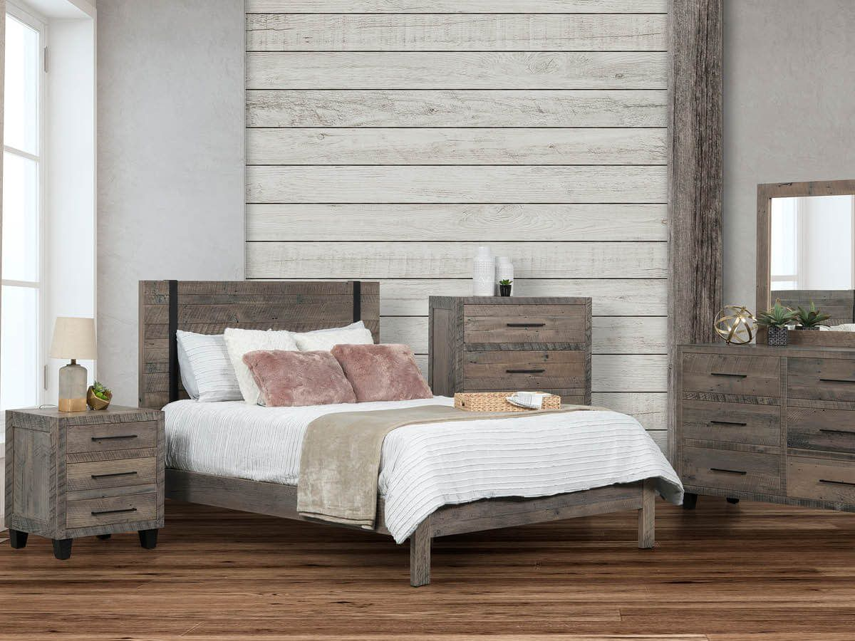 Parkin Reclaimed Bedroom Set