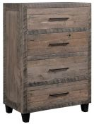 Parkin Reclaimed Chest of Drawers