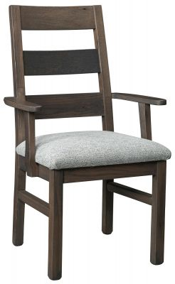 Rustic Ladder Back Chair
