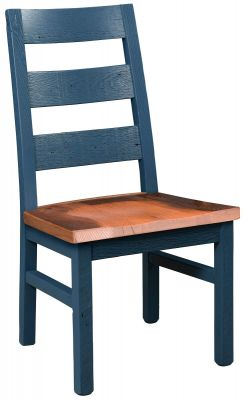 Rector Reclaimed Ladder Back Side Chair
