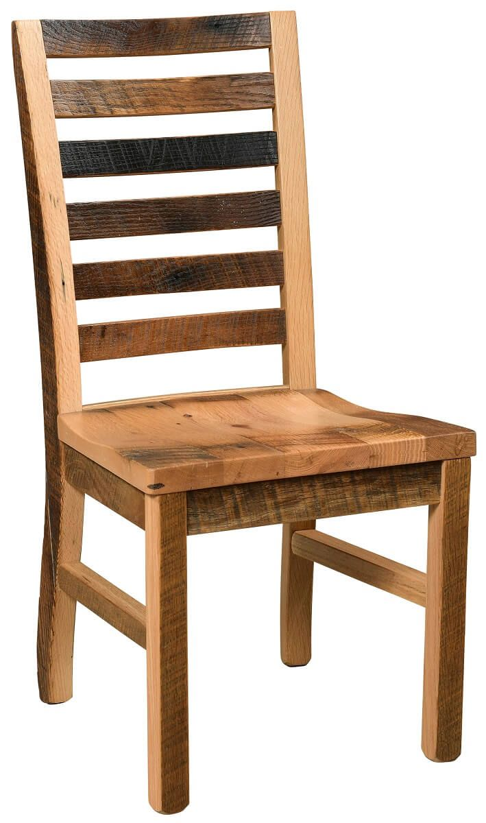 Eastern Plains Reclaimed Kitchen Side Chair