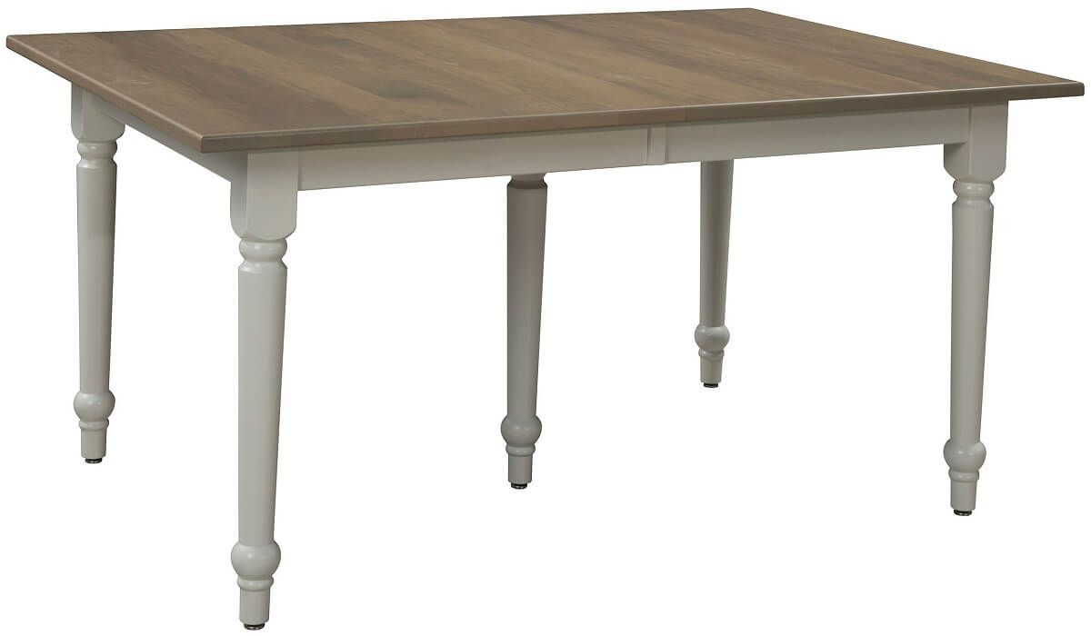 Taunton Dining Table with Center Leg