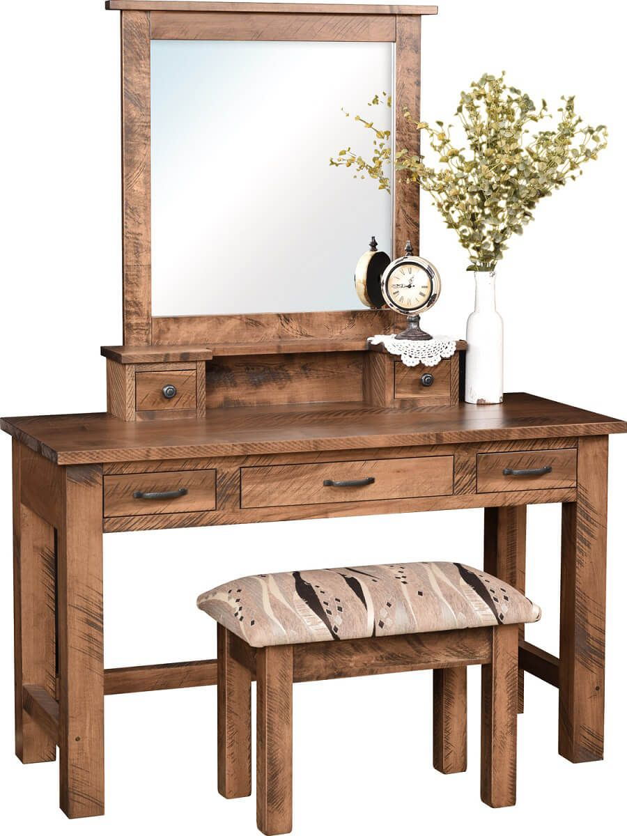 Belwood Dressing Table and Stool