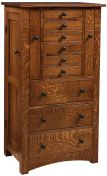 Saint Mailo Jewelry Armoire