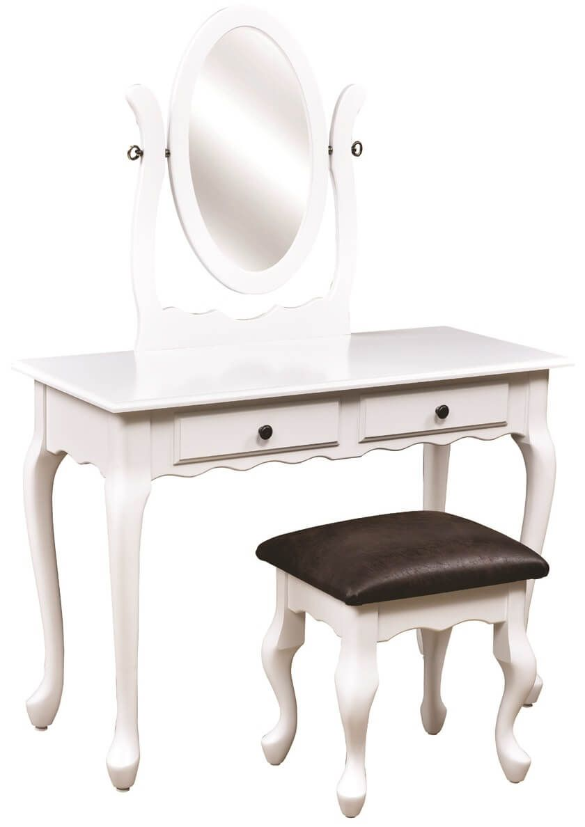 Arnos Grove Dressing Table and Bench