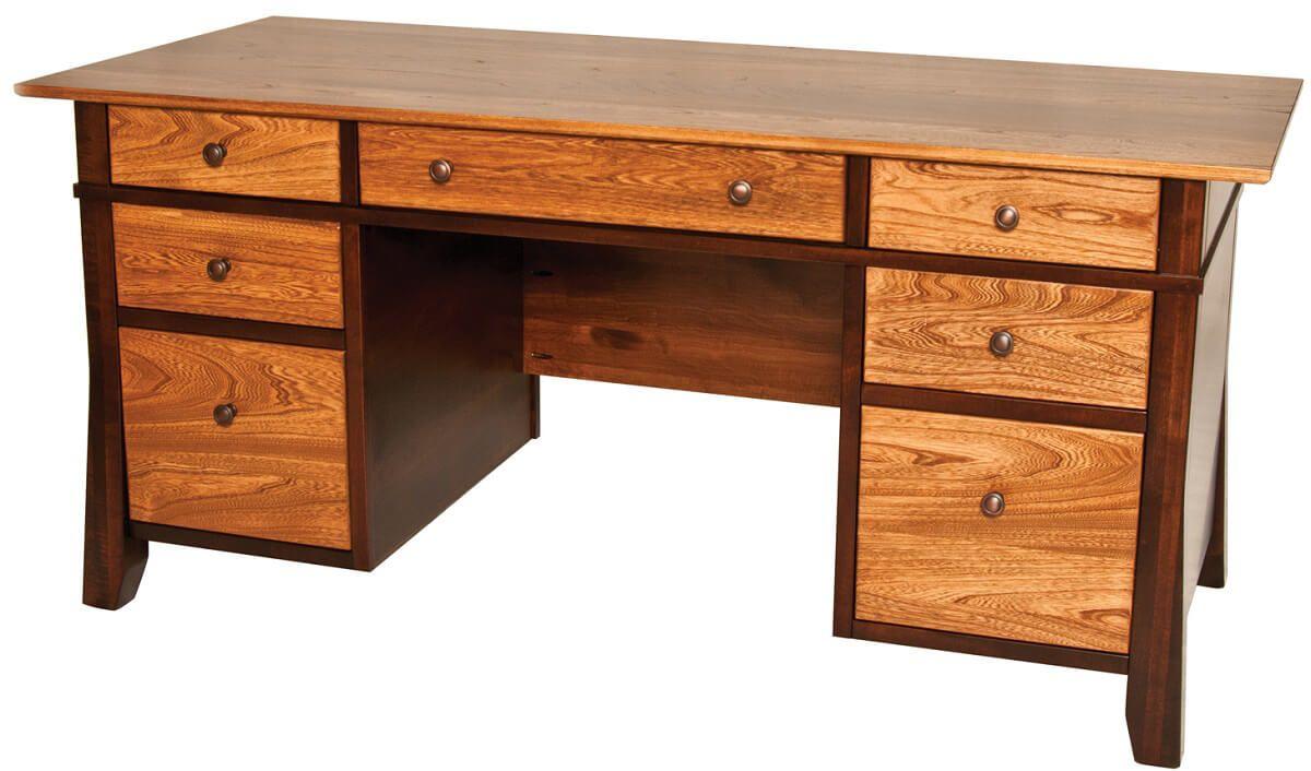 Candler Pedestal Desk