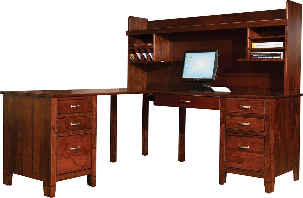 Gunnison Corner Desk
