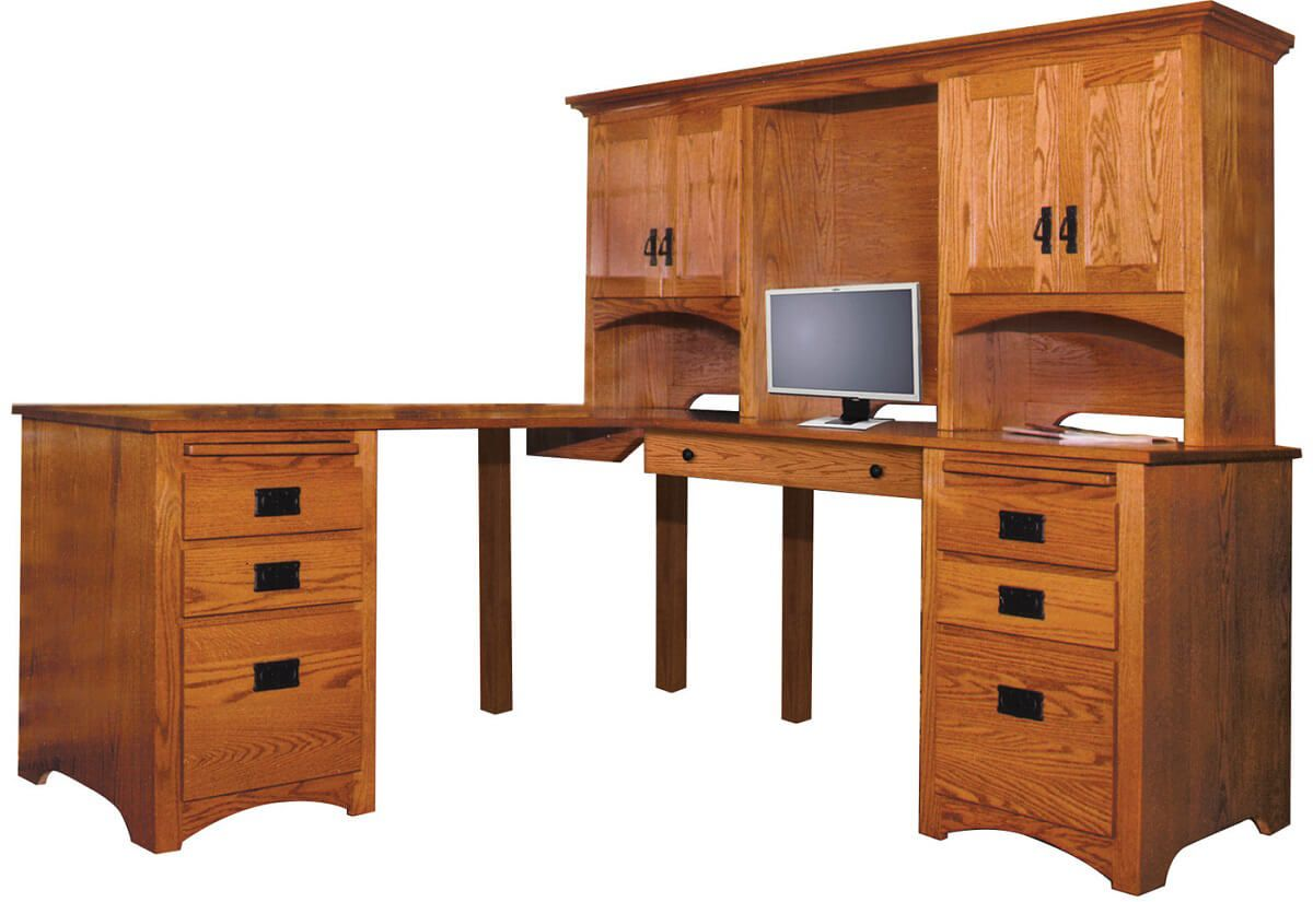 Kadoka L-Shaped Desk