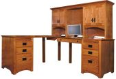 Kadoka L-Shaped Desk
