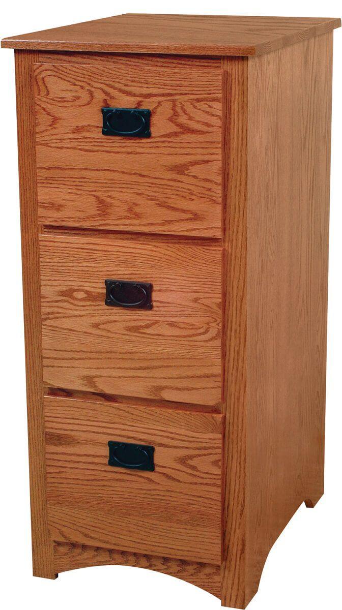Kadoka File Cabinet 3 Drawers