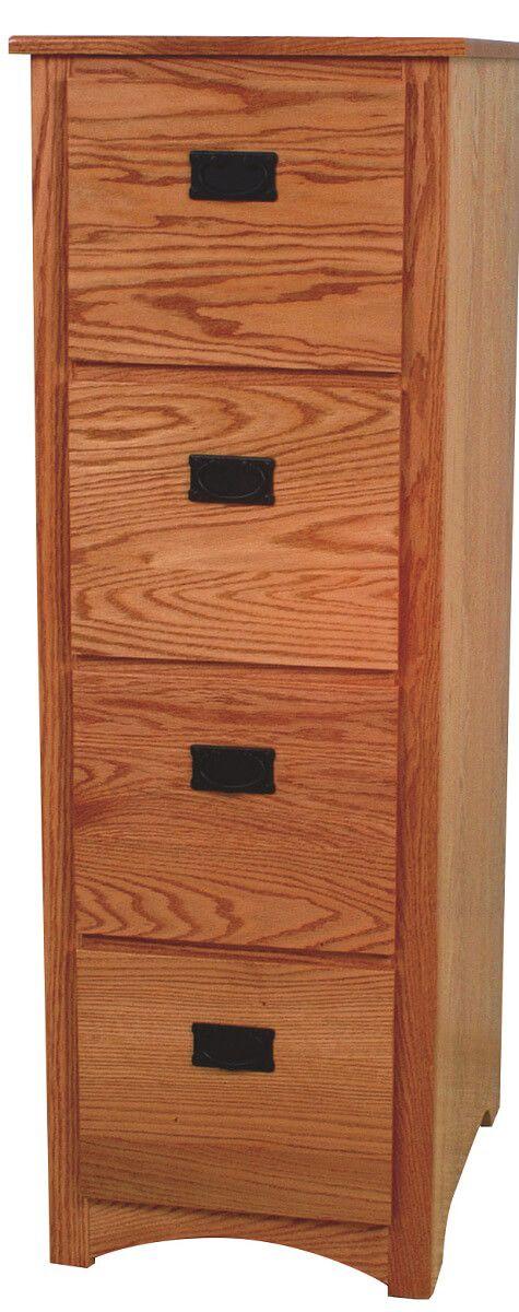 Kadoka File Cabinet 4 Drawers
