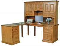 Webber Corner Hutch Desk