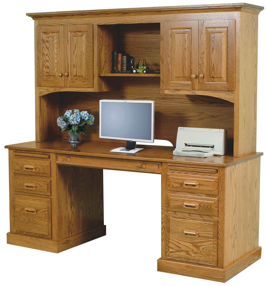 Webber Executive Computer Desk