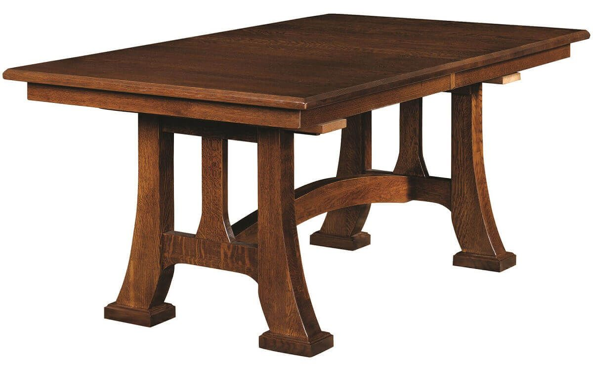 Fayston Trestle Table