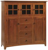 Gilbert 4-Drawer Hutch
