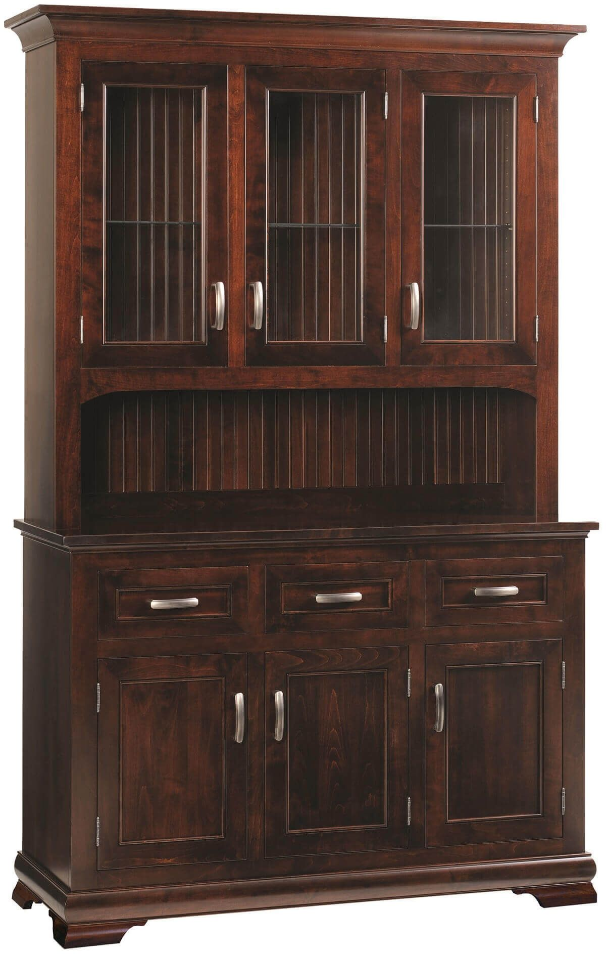 Holly 3-Door Hutch