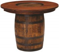 La Coste Barrel Table