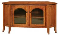 Oro Valley Corner Media Console