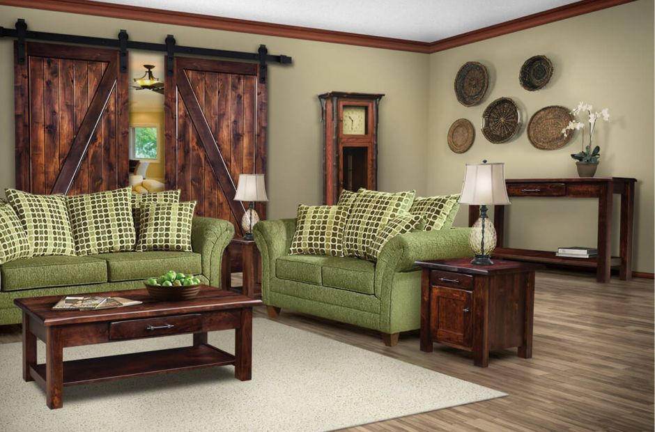 Awesome Scottsbluff Living Room Set Countryside Amish Furniture Download Free Architecture Designs Scobabritishbridgeorg