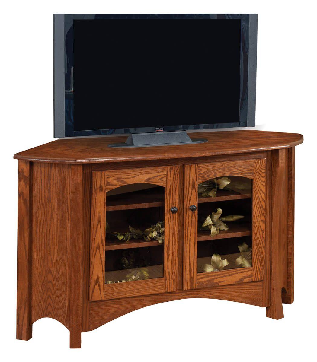 Yutan Corner TV Cabinet 53