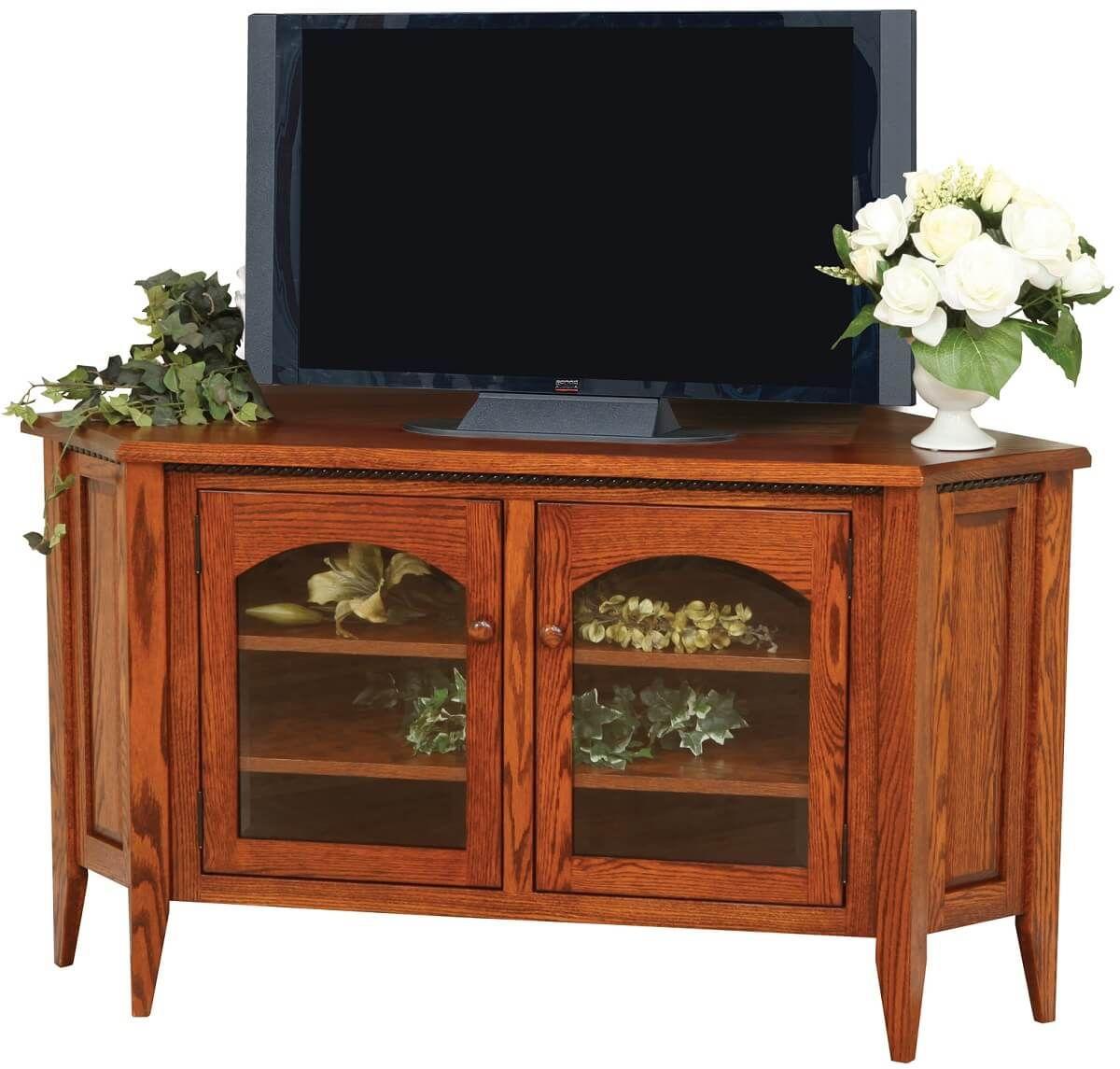 Dyersburg Corner TV Stand
