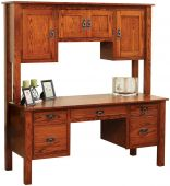 Roan Mountain Hutch Desk